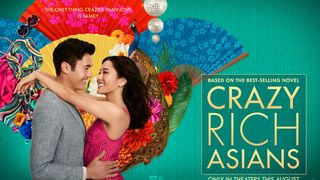 crazy rich asians poster Film twitter