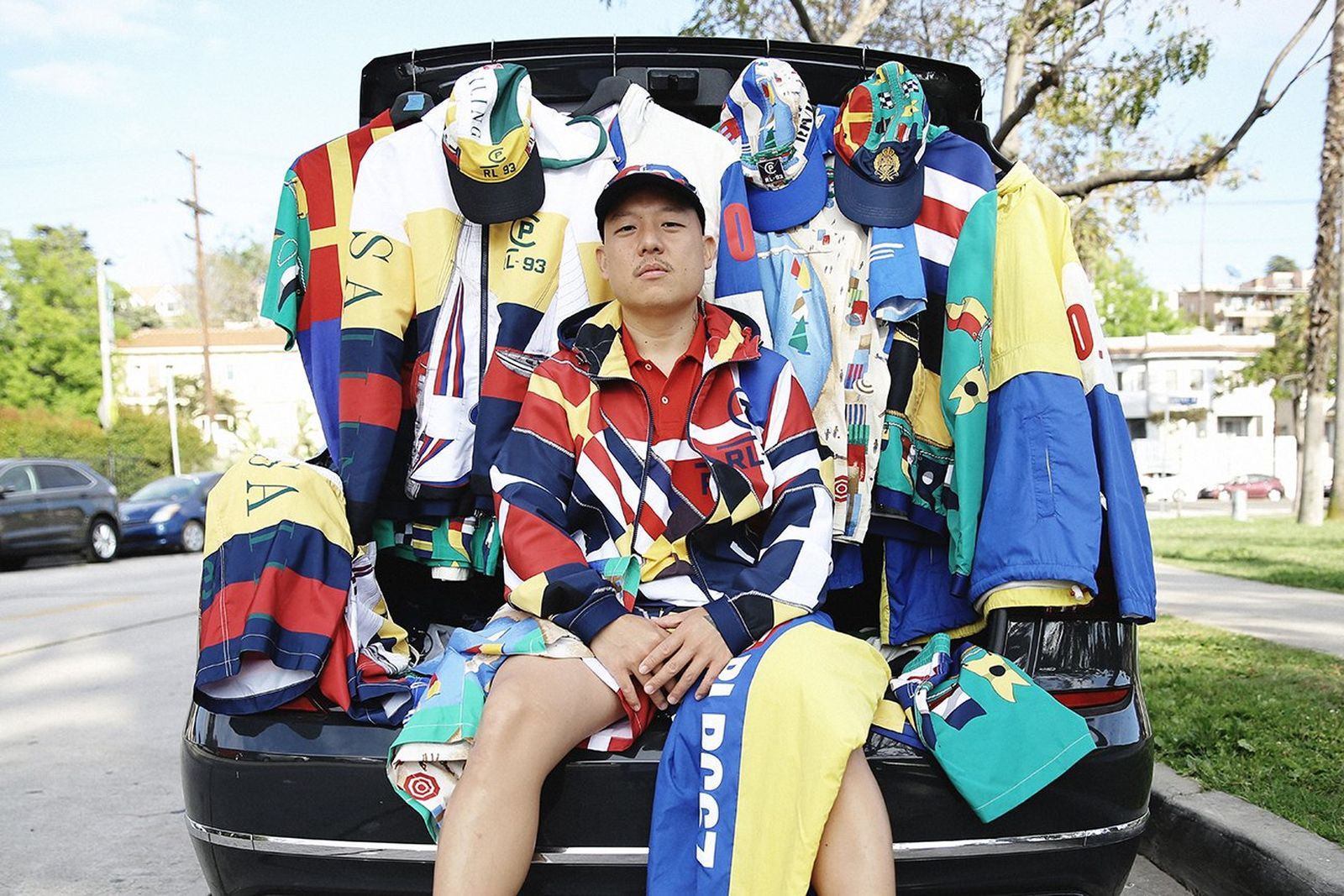 eddie huang commonwealth cp Ralph Lauren lo life palace