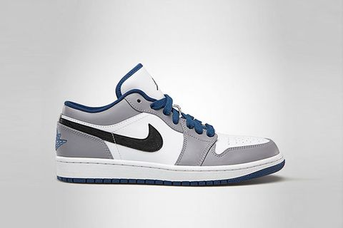bb0ae1393197 The Air Jordan 1 will go convertible on us this summer with the Air Jordan  1 Low. The shoe comes in a mixture of grey