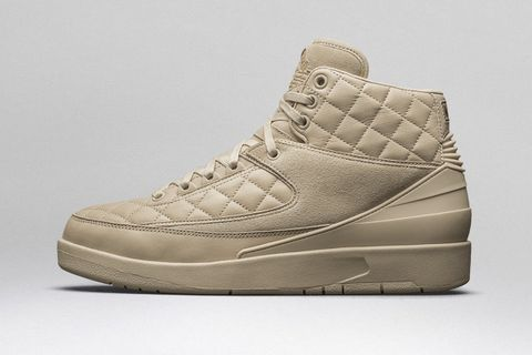 "low priced f2960 662f0 Just Don x Nike Air Jordan 2 ""Beach"""