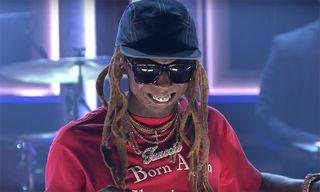 "Watch Lil Wayne Perform 'Tha Carter V' Track ""Dedicate"" on 'Fallon'"