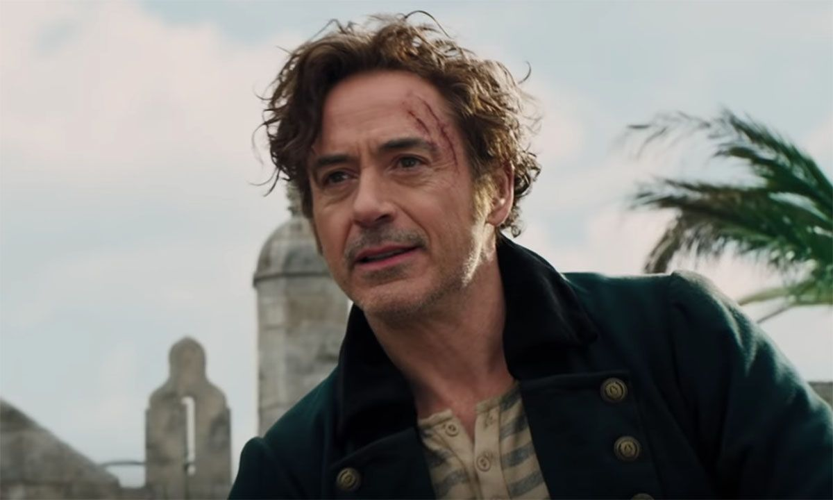 Robert Downey Jr. Is Doctor Dolittle in Star-Studded Remake
