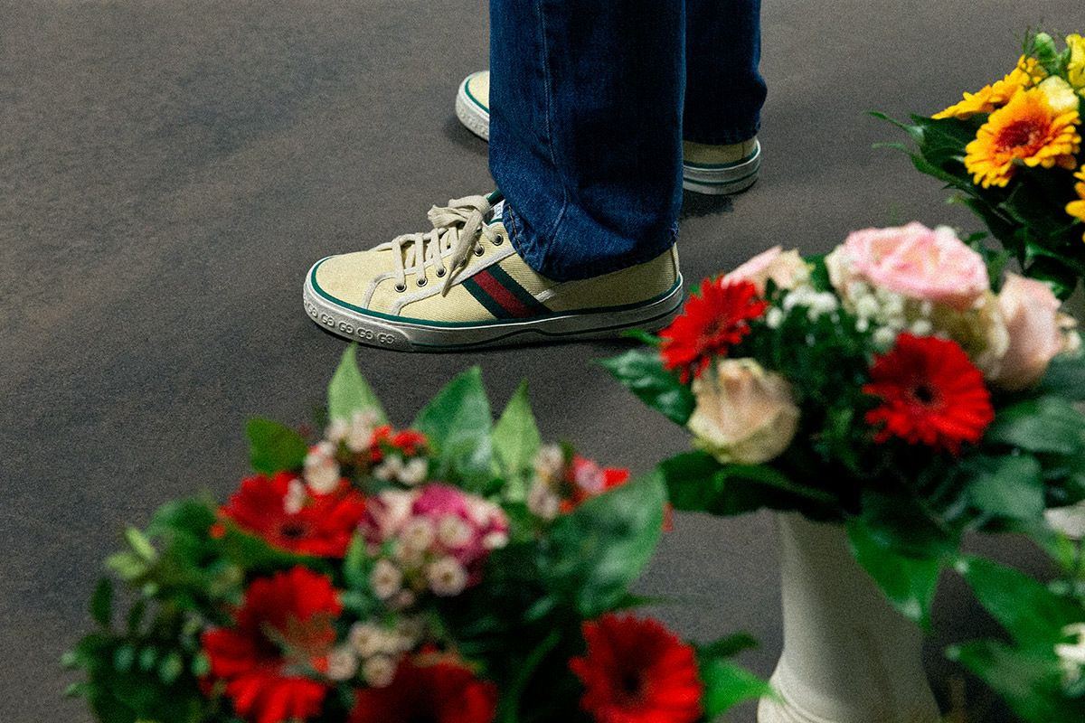A Photo Diary of Berlin with Gucci's Tennis 1977 Sneaker 5