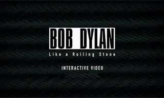"Bob Dylan's ""Like a Rolling Stone"" Released As Interactive Video featuring Danny Brown"