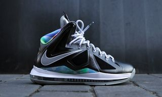 "Nike Releases The LeBron X ""Prism"""