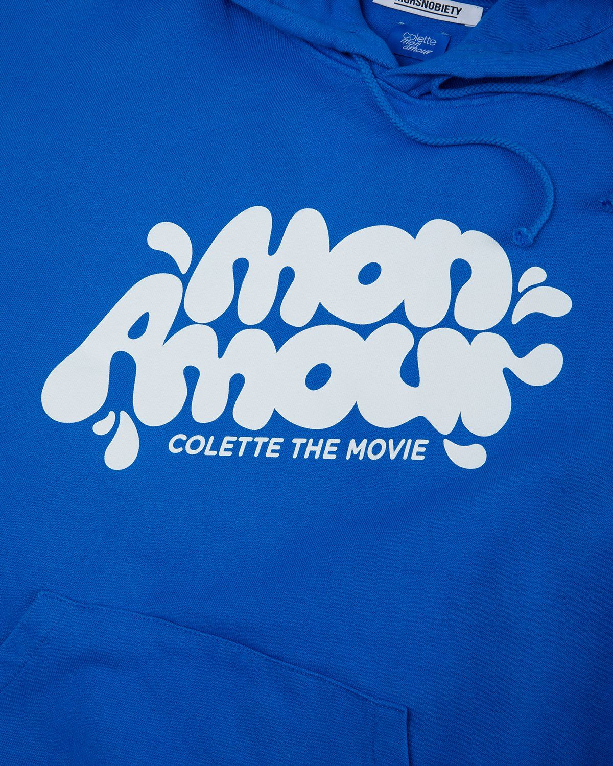 Colette Mon Amour — Water Bar Hoodie Blue - Image 7