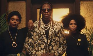 """2 Chainz Travels Back in Time in """"Money in the Way"""" Video"""