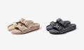 Birkenstock & BEAMS Give the Arizona Sandal a Cozy Update