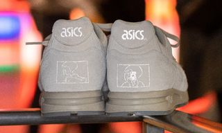 ASICS Enlists Japanese Illustrator Yu Nagaba to Doodle on the GEL-Saga