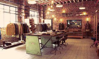 Private White VC Unveil New Manchester Store