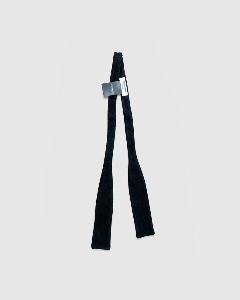 Thom Browne x Highsnobiety — Classic Bow Tie Black