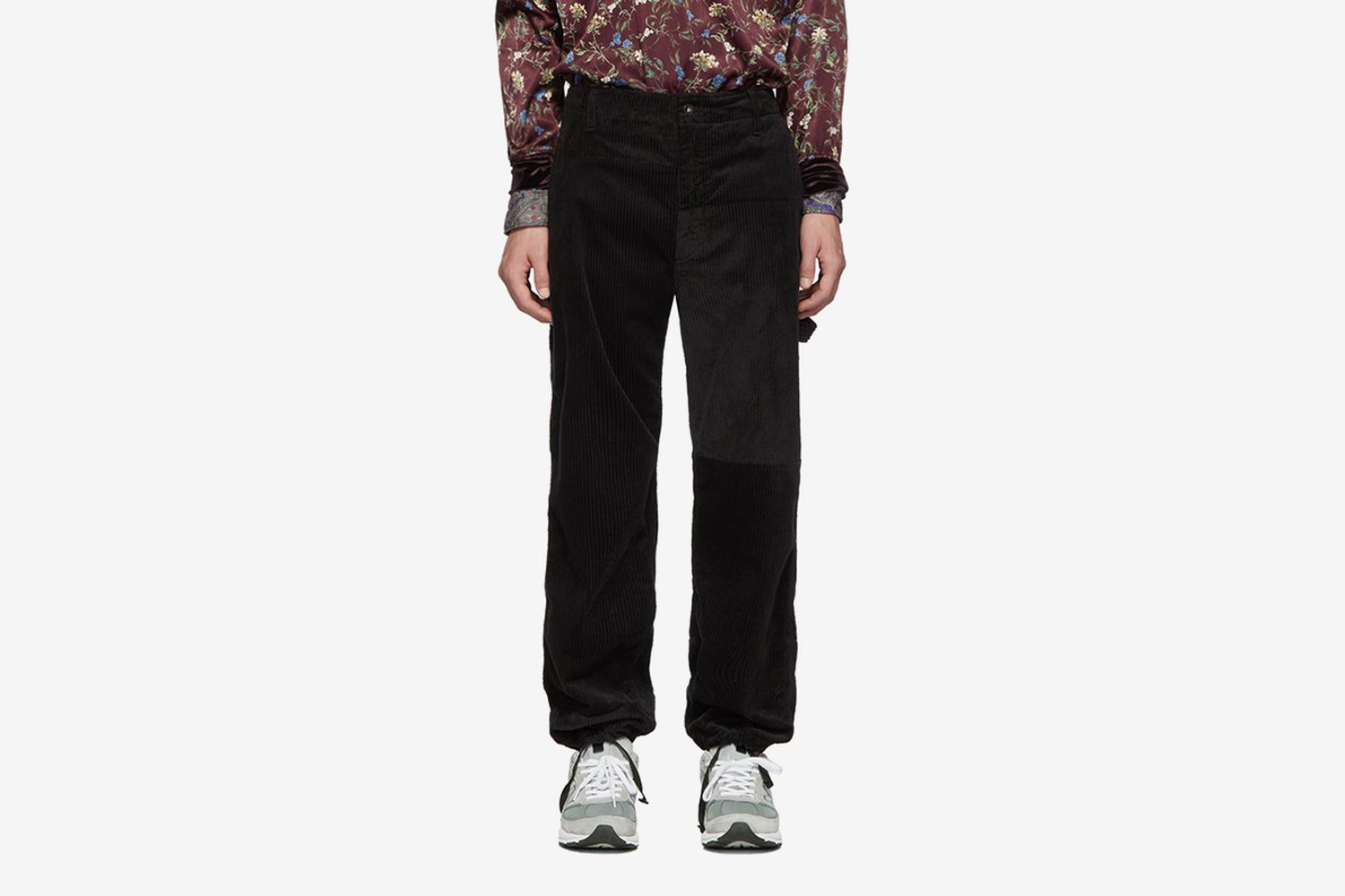 Corduroy Painter Trousers