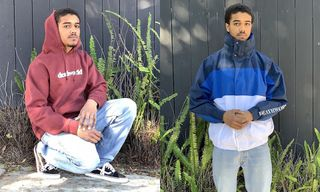 Earl Sweatshirt Just Dropped DEATHWORLD's Winter Collection
