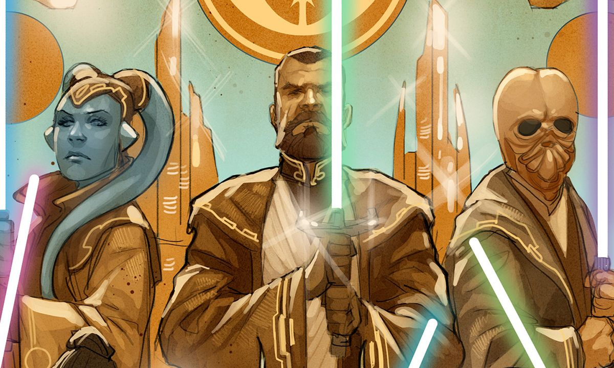 'The High Republic' Is the Next Chapter in the 'Star Wars' Saga