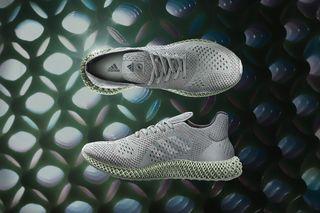 timeless design f6c9f 011f9 Invincible x adidas Consortium 4D: Release Date, Price ...