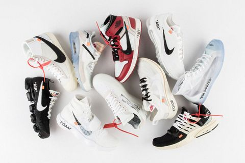7dd71d81257c5 The Beginner s Guide to Every OFF-WHITE Nike Release