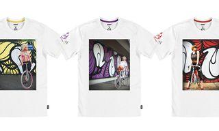 Addict x INSA 'Girls on Bikes' T-Shirt Collection