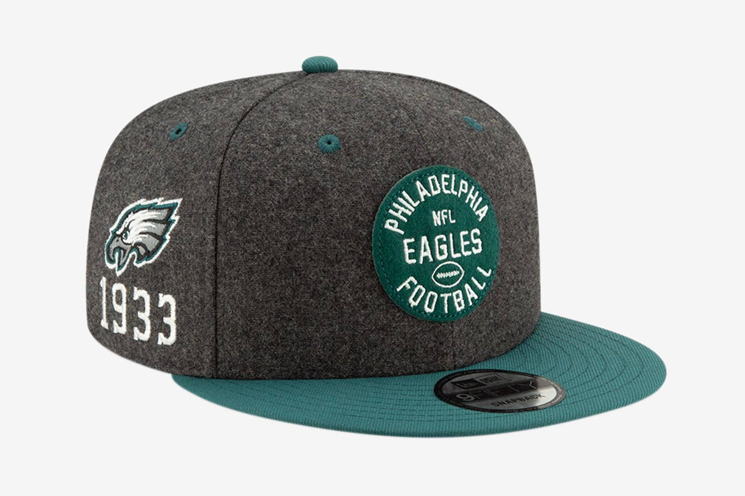 Philadelphia Eagles Home 59FIFTY Fitted