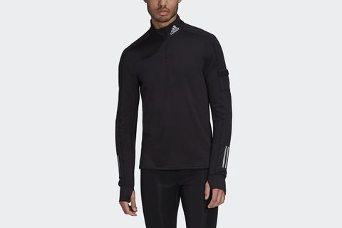 Own The Run 1/2 Zip Warm Sweatshirt