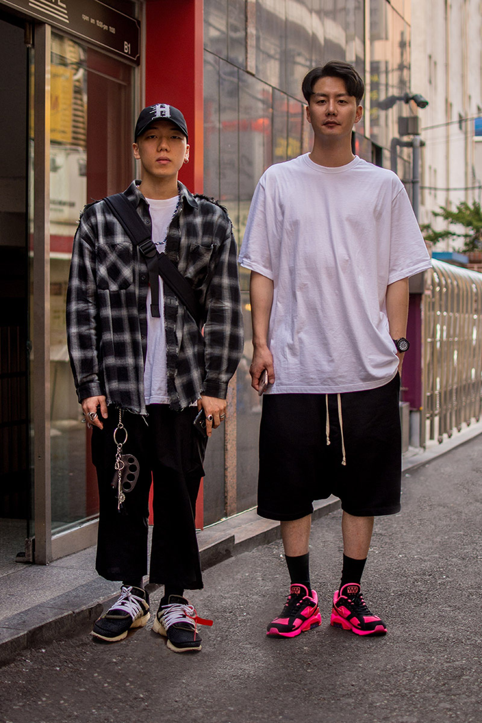 seoul street style july11 Balenciaga Children of the Discordance Gucci