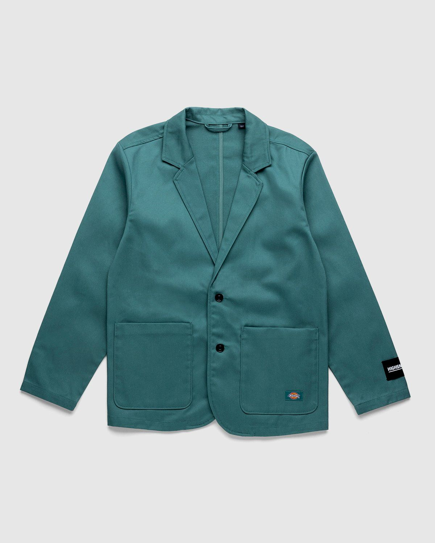 Highsnobiety x Dickies – Blazer Lincoln Green - Image 1