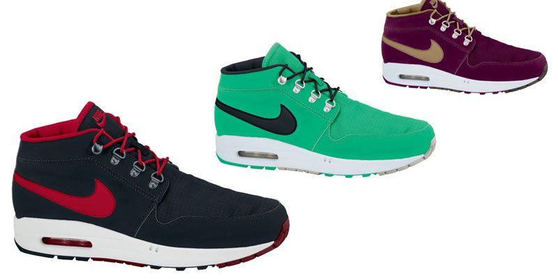4a349f3e20 Nike Sportswear Wardour Air Max 1 Ripstop Pack Holiday 2012 | Highsnobiety