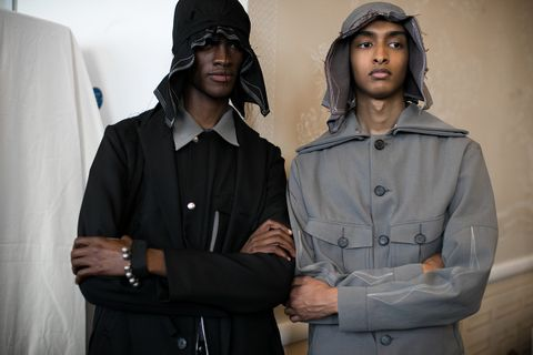 96fe6e022 Op-Ed | Forget the Noise, the Clothes Are What Mattered at London Fashion  Week Men's