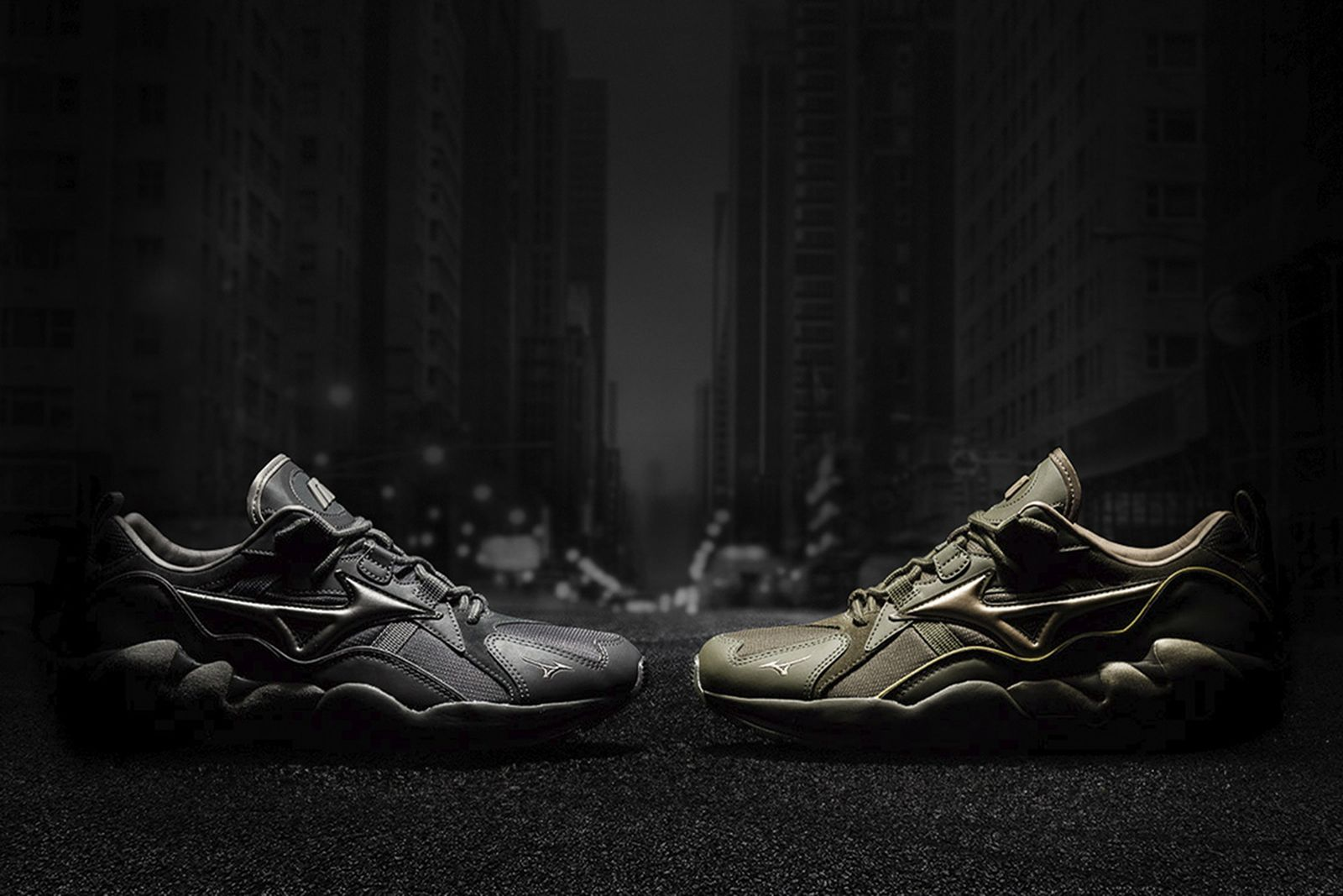 mizuno wave rider tech future pack release date price