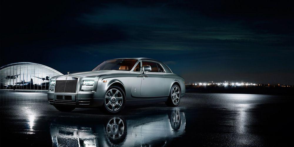 Rolls Royce Phantom Coupe Aviator Highsnobiety