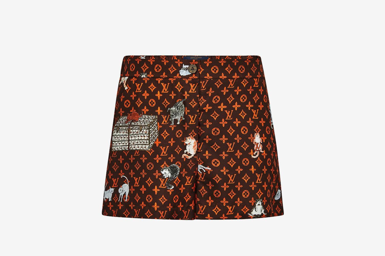 Catogram Shorts