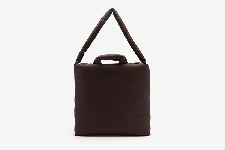 Rubber Medium Padded Tote Bag