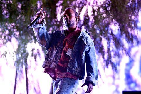 Kendrick Lamar announced as Glastonbury 2020's final headliner