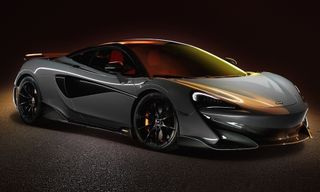 McLaren Reveals More Powerful, Faster & Lighter 600LT Supercar