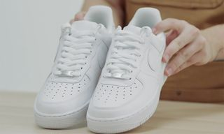 Watch Our Step-by-Step Guide to Lacing Your Sneakers Properly
