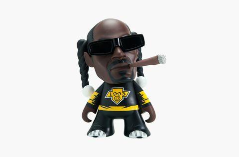 Snoop Dogg x Kidrobot 7-Inch Vinyl Figure | Highsnobiety