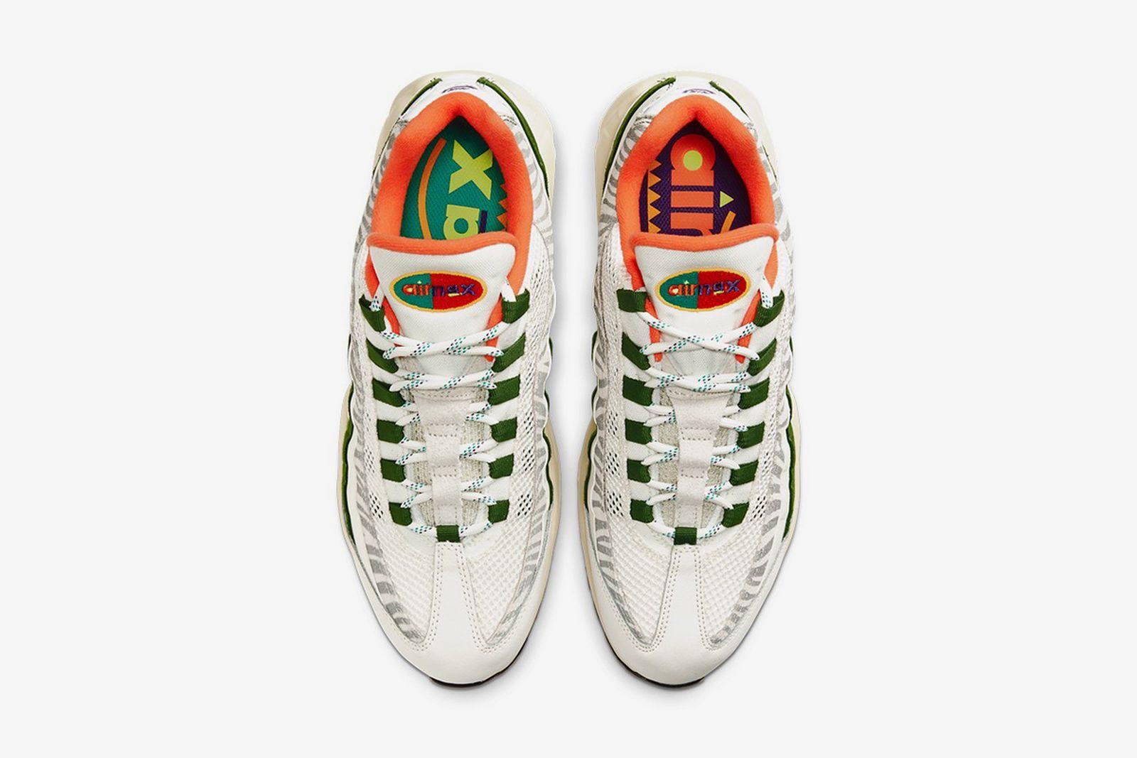 Nike Air Max 95 Zebra