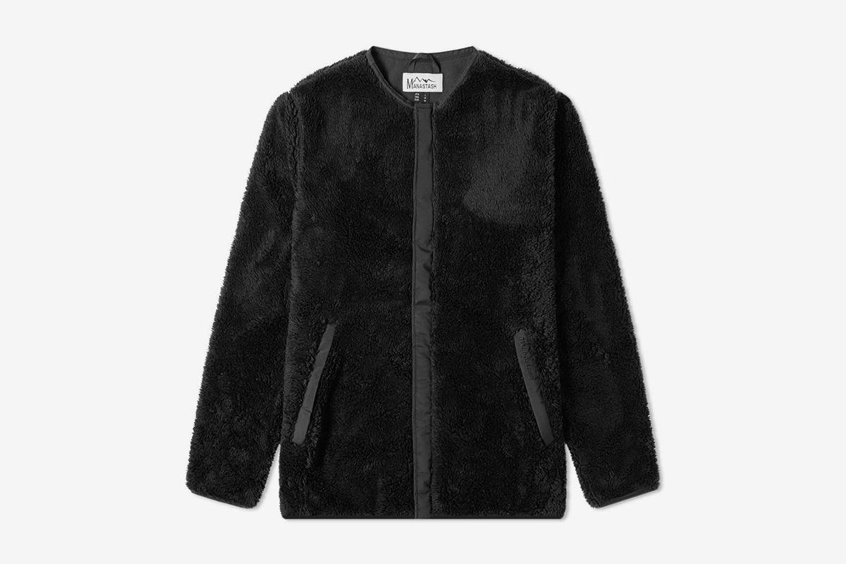 Bigfoot Fleece Jacket