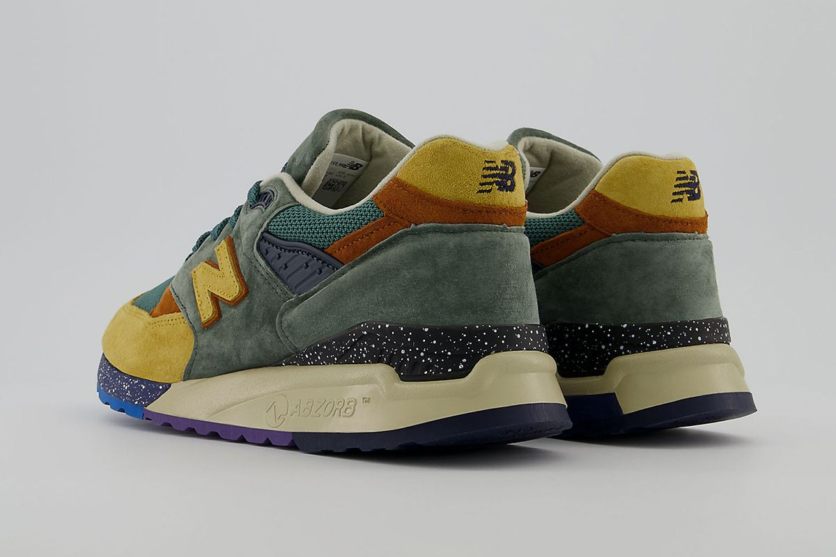 Each Pair of MADE Responsibly New Balance 998 Is One-of-a-Kind 10