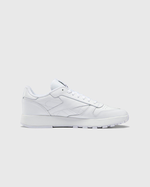 Maison Margiela x Reebok — Classic Leather Tabi White - Image 6