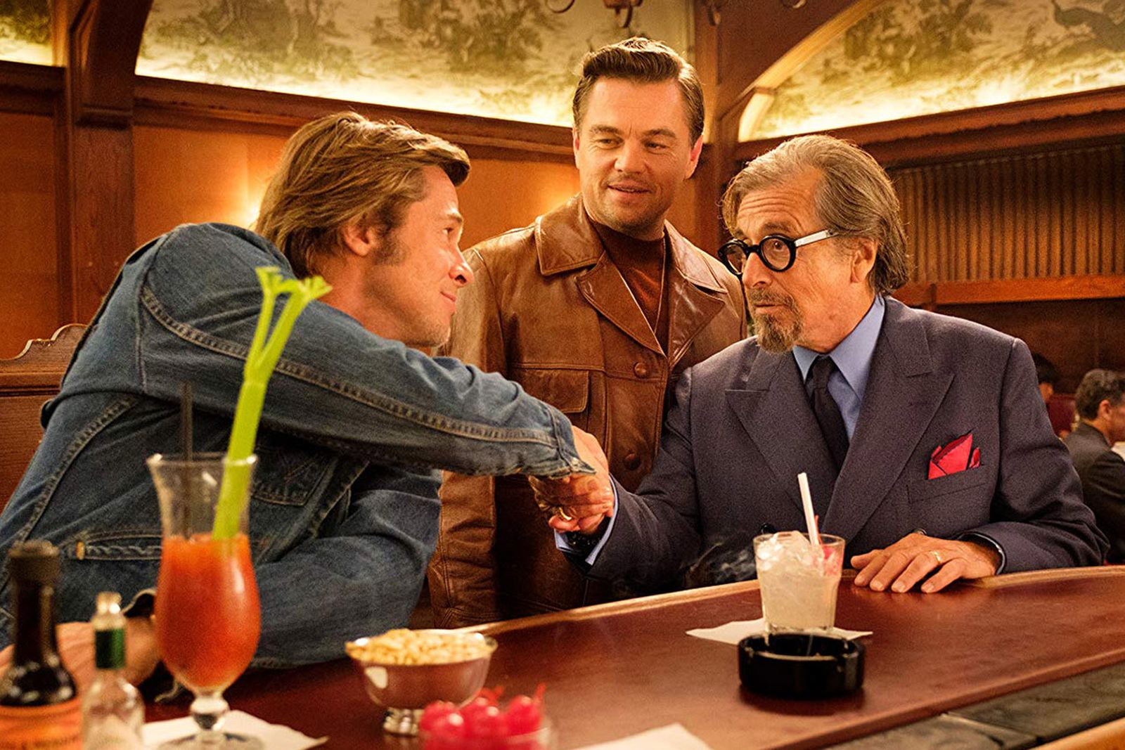once upon a time in hollywood easter eggs main quentin tarantino