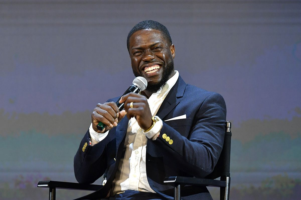Kevin Hart Banks $59 Million to Become 2019's Highest-Earning Stand-Up Comedian
