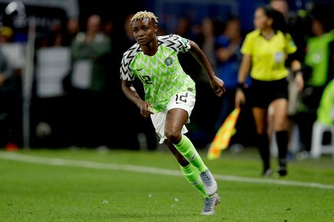 Once Again Nigeria Has the Most Popular World Cup Jersey
