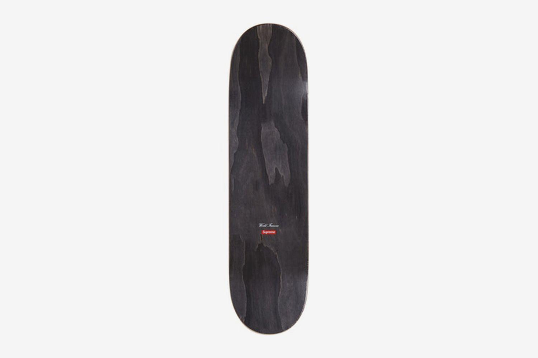 Tupac Hologram Skateboard Deck