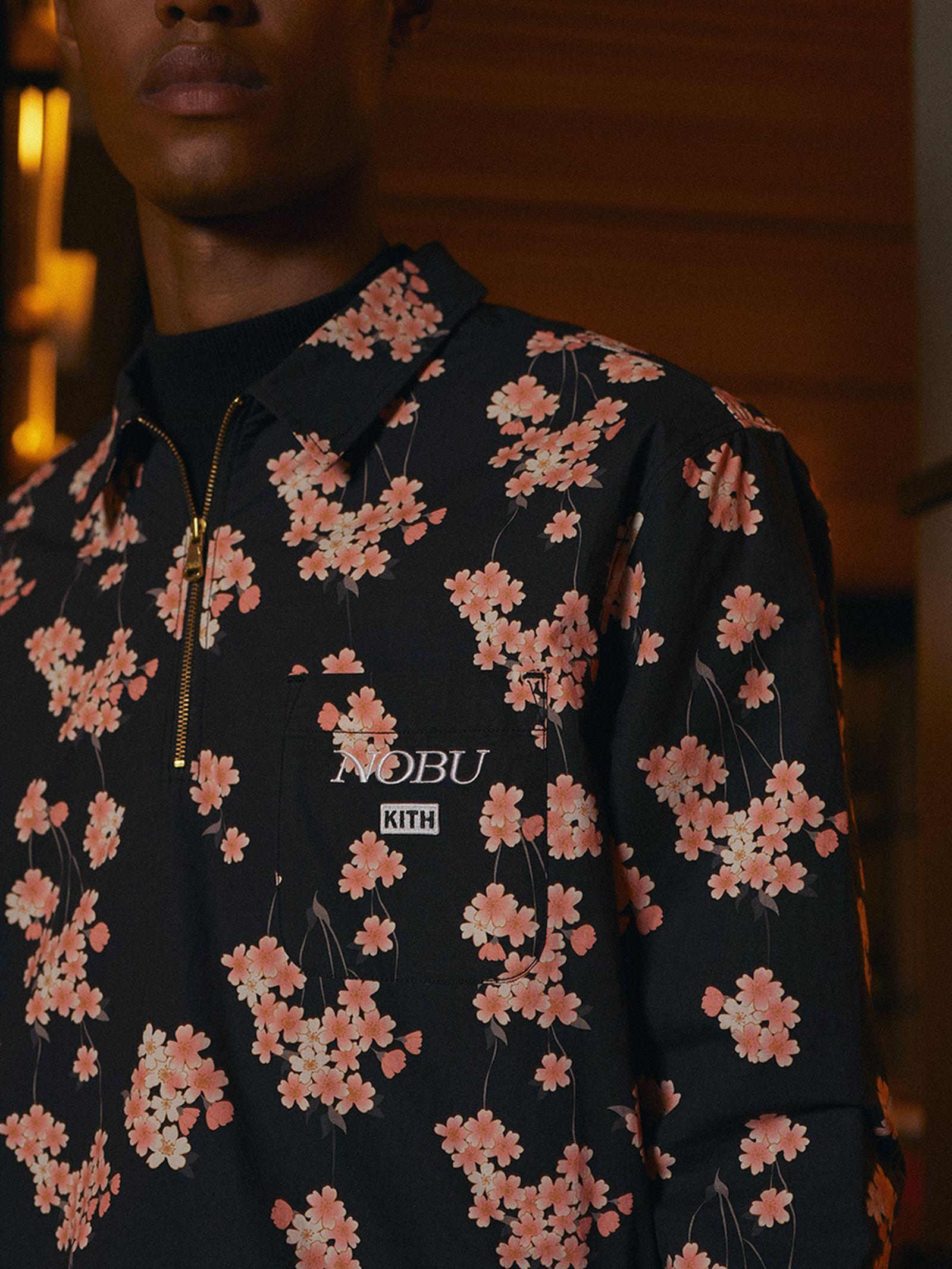 KITH Nobu shirt