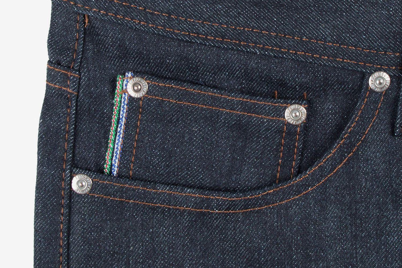 Weird Guy Christmukkah Jeans