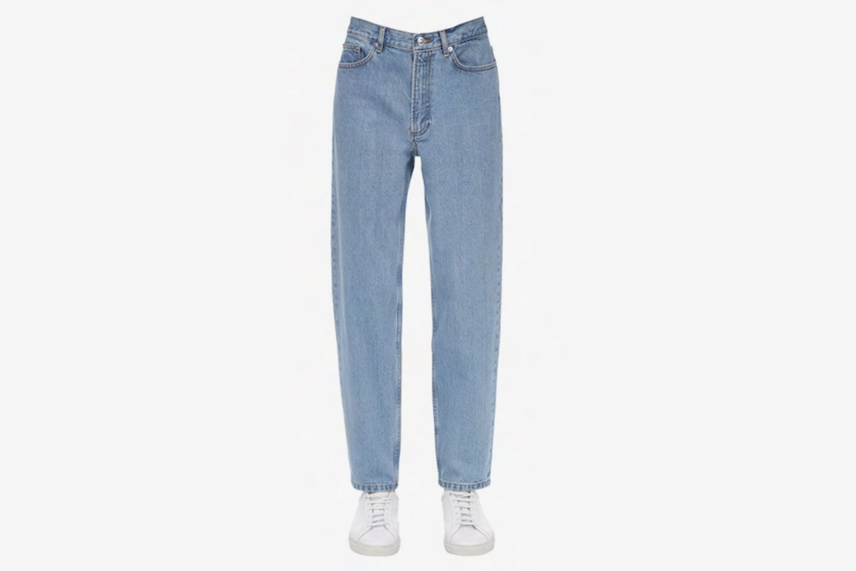 Jean Martin Delave Cotton Denim Pants
