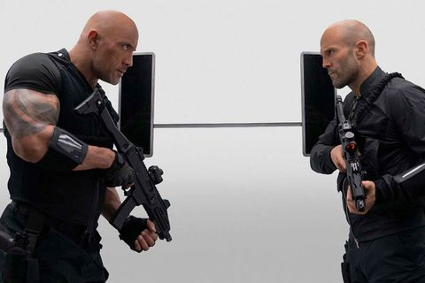 hobbs and shaw reviews Fast and Furious Hobbs & Shaw