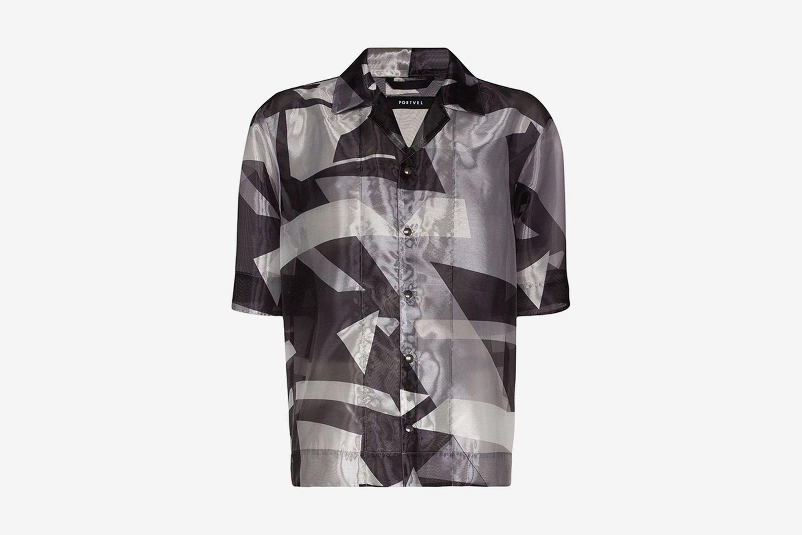 Sheer Shirts