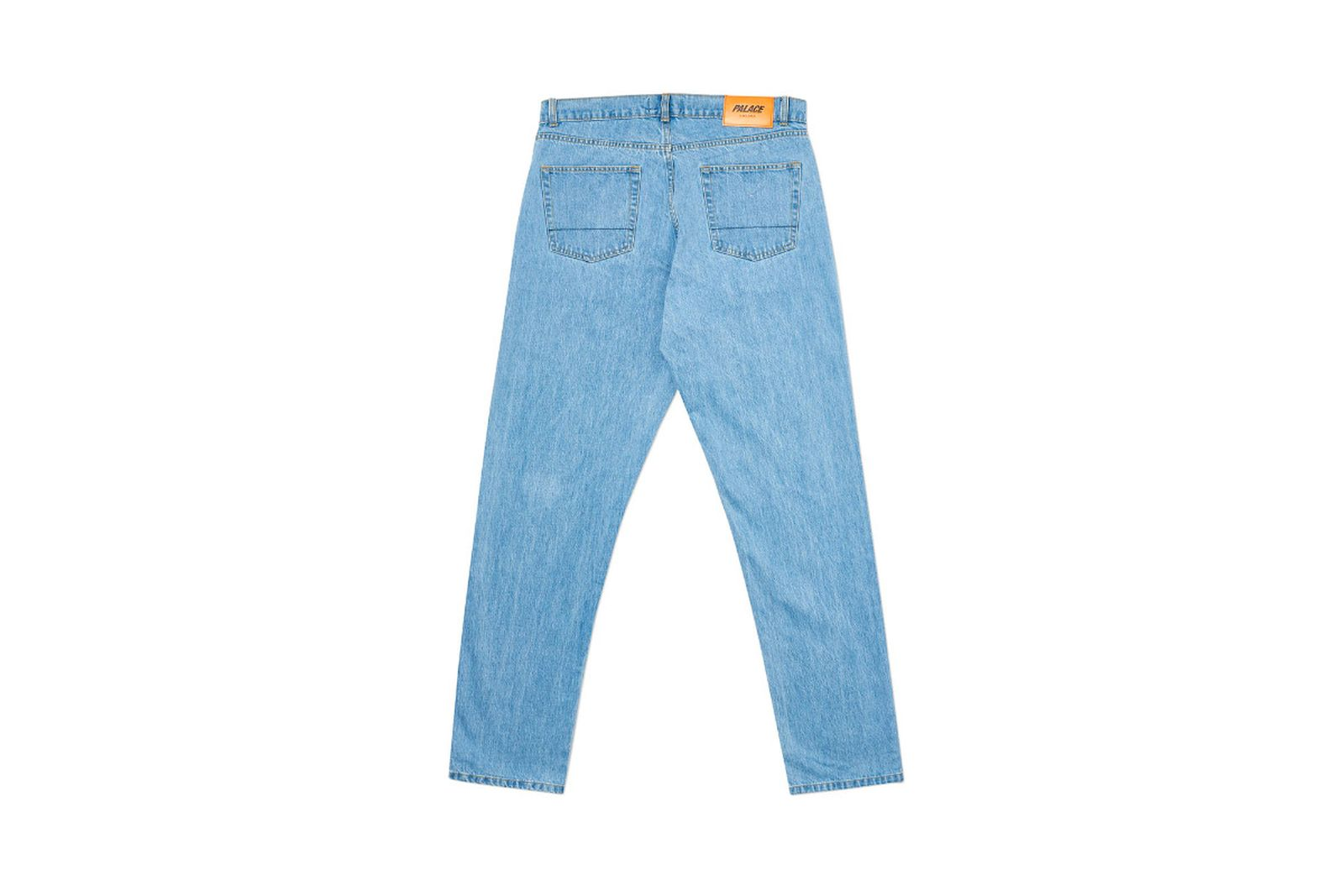Palace 2019 Autumn Jeans Stonewash back fw19