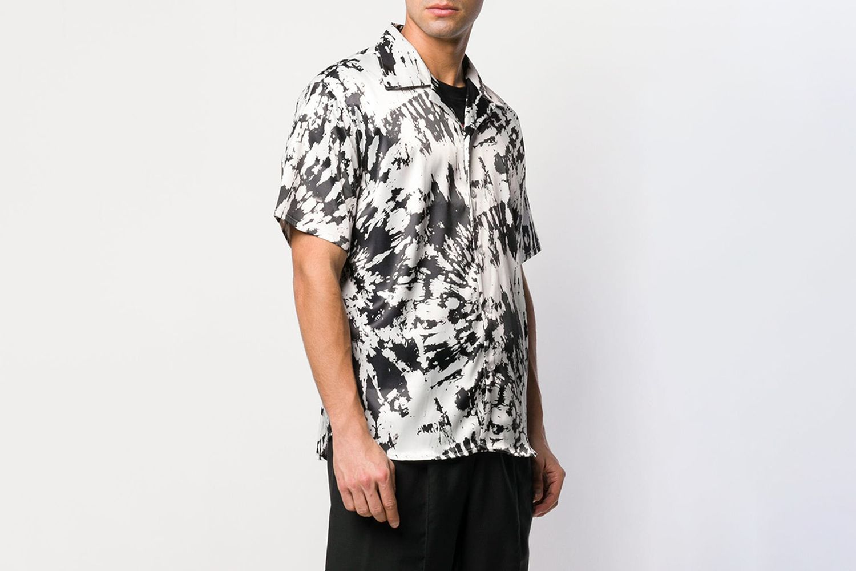 Tie-Dye Print Shirt